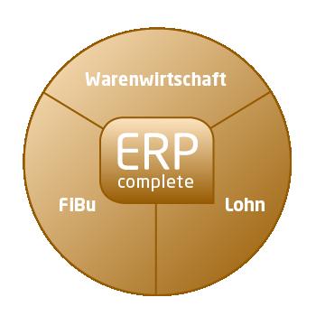 ERP Anwendungsbereiche